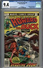 Howard the Duck #16 CGC 9.4 NM