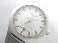 Auth LONGINES Oposition L3.117.4 Silver Women's Wrist Watch 29299582