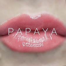 Limited Edition Papaya Gloss by LipSense - No Longer Made, Gorgeous!