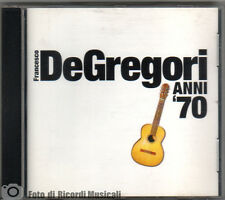 FRANCESCO DE GREGORI - ANNI 70 (MONLI000002)2003