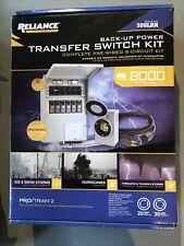 New Reliance 306lrk Generator Back Up Power Transfer Switch Kit
