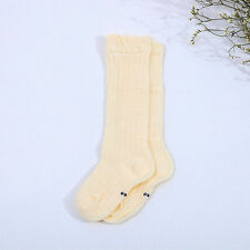Toddlers Knee High Socks Baby Kids Girls Tights Leg Warmer Stockings For 0-3Y