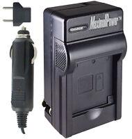 MaximalPower™ Canon NB9L Premium Rapid USA EU Travel Single Charger