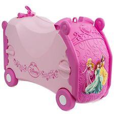 Girls' Lightweight Spinner (4) Wheels Luggage