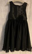 Girls 6-7 Years - H&M Black Party Dress