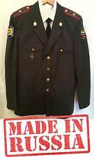 ORIGINAL Police uniform MAN MVD Russia special forces Military army USSR KGB