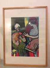 Art Brut Art outsider Michel Chapuis No JAber Dubuffet
