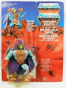 Masters of the Universe - Laser Light Skeletor / Skeletor Eclat Funeste (carte E