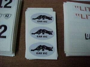 1/24 slotcar 1/24 scale Vintage slot car Gar-Vic Emblem