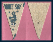 VINTAGE 1950's Chicago White Sox Baseball Pennant!  WOW!