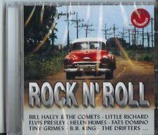 CD 18T BILL HALEY/ELVIS PRESLEY/LITTLE RICHARD/DOMINO/DRIFTERS/B.B. KING NEUF