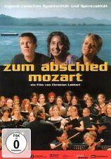 DOKUMENTATION - ZUM ABSCHIED MOZART  DVD NEU