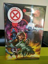 Marvel Deluxe X-MEN HOUSE OF X POWERS OF X  PANINI COMICS HICKMAN LARRAZ SILVA