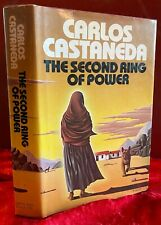 The Second Ring of Power by Carlos Castaneda 1st Edition Hardcover Book