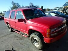 Passenger Right Rear Back Door Fits 92-99 SUBURBAN 1500 174729