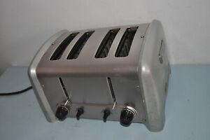 KitchenAid Pro Line 4 Slice Household & Commercial Toaster Model KPTT890NP1