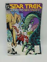 DC Comics - Star Trek A Chilling First Contact - #52 September 1993 FREE SHIP!