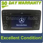 Mercedes-Benz ML GL Class Navigation GPS Radio CD Player Factory Bluetooth OEM