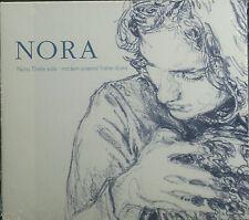 CD NORA THIELE - solo, modern oriental frame drums, neu - ovp