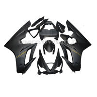 For Triumph Daytona 675 2006-2008 2007 Fairing Kit ABS Injection Bodywork Black