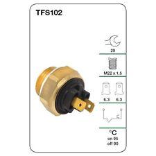 Tridon Fan switch TFS102 fits Volkswagen Transporter 1.9 (T3) 61kw, 2.1 (T3) ...