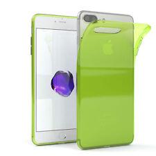 ULTRA Slim Cover per Apple iPhone 8/7 Plus Case in TPU Custodia in Silicone Verde
