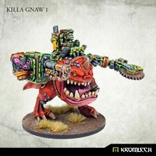 Killa Gnaw 1 -Kromlech-Ork Tankbustas Lootaz Squig Rider Gretchin Grot Warbikerz