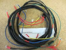 New Farmall 460 Diesel Tractor Main Wiring Harness - Serial #23291 & Above