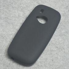 For Nokia 3310 2017 version Black Matte Gel skin Case Cover