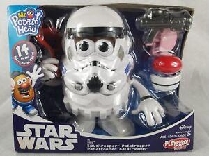 Mr. Potato Head  STAR WARS SPUDTROOPER ,PLAYSKOOL FRIENDS