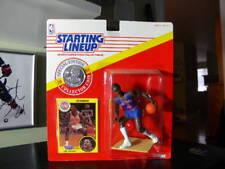 Joe Dumars Detroit Pistons 1991 Kenner Starting Line Up SLU Figure BX5 IP
