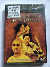 Dvd - Crouching Tiger Hidden Dragon - *New In Wrapper*
