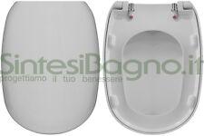 Toilet Seat Pozzi Ginori WC QUINTA series. Original type. Thermo. PZG042761
