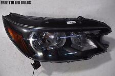 12 13 14 Honda Crv Passenger Right Side Halogen Headlight OEM Lamp