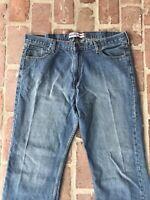 Levi's Denizen Men's Jeans Size 40x30 281 Straight Fit
