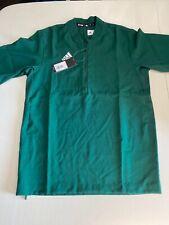 Nwt Mens Adidas Ss 1/4 Zip Baseball Pullover $65