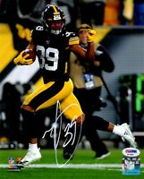 Minkah Fitzpatrick autographed signed 8x10 photo Pittsburgh Steelers PSA Witness