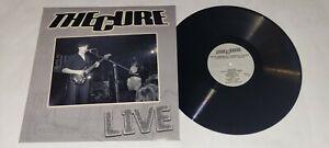 "12"" Lp VINYL The Cure - Live At Carshalton Carnival England 1979 Depeche Mode"