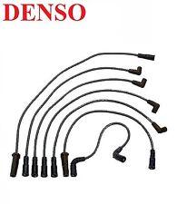 DENSO Spark Plug Ignition Wire Set For Jeep Wrangler 4.0L 1991-1995 1997-1999