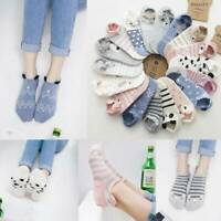 3D Cartoon Lovely Soft Women Girls Cute Animal Cotton Warm Ankle Sox Socks New