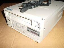 Sony Svo-9500Md Medical Stereo Svhs Vhs Player Vcr Hi-Fi Recorder Svo-9500Md2/A