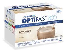OPTIFAST® 800 POWDER SHAKES | 12 BOXES | 84 SERV | CHOCOLATE FLAVOR