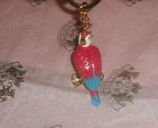 New Juicy Couture Parrot Key Chain