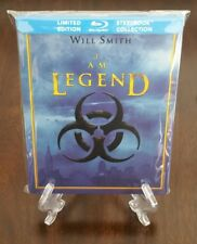 I AM LEGEND Limited Edition Exclusive Steelbook (Canada) Blu-ray.