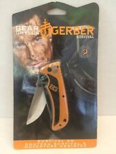 GERBER BEAR GRYLLS SURVIVAL Assisted Opening (31-002531) Pocket Knife