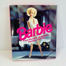 Vintage Barbie Doll Four Decades of Fashion, Fantasy, and Fun Book by Marco Tosa