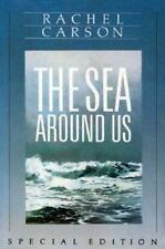 The Sea Around Us, Rachel Carson, Good Condition, Book