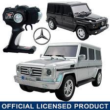 Licensed 1:18 Mercedes Benz G G500 Electric RC Radio Remote Control Car Kids Toy