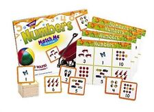 Numbers 0–10 Match Me® Games by Trend (NEW)