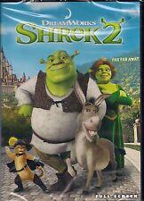 Shrek 2 (Dvd, 2004, Full Frame) New